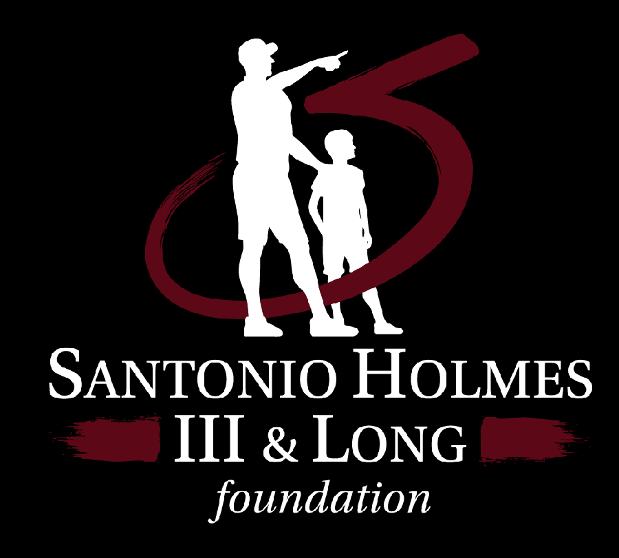 Santonio Holmes III and Long Foundation.png