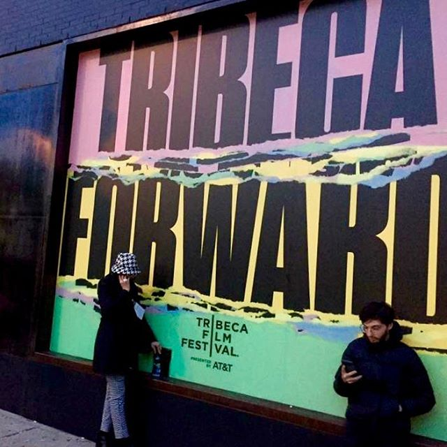 Honored to be an addict in recovery with a show that honors addiction as a human story, not a statistic. #tribeca #tribeca2018 #recovery #sobriety #cleanerdaze #womendirect #recoveroutloud