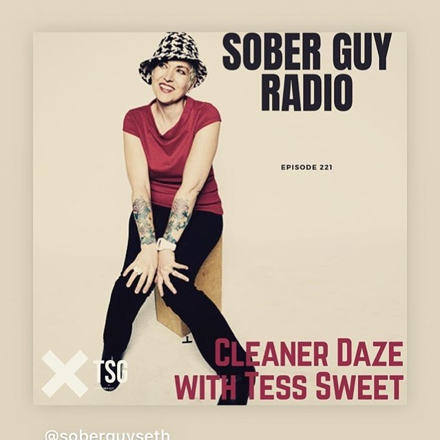 Director Tess Sweet on Sober Guy Radio!