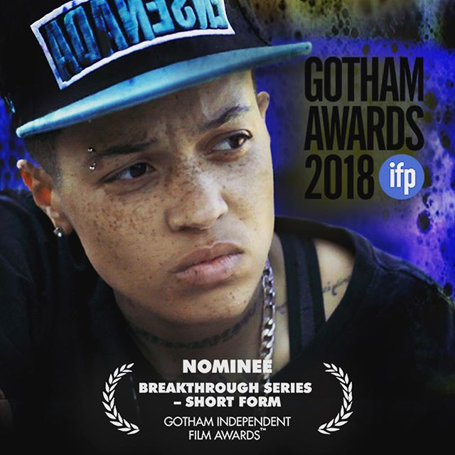 Thank you @ifpfilm for the Gotham Award nomination for breakthrough short-form series! We are honored and out of our minds EXCITED. See you in New York! #recovery #sobriety #cleanerdaze #cleanisthenewblack #recoveroutloud #wif #tesssweet #womendirectors #womeninfilm