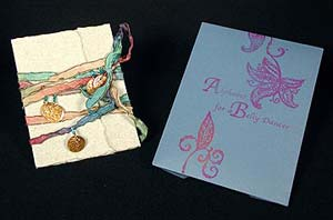 Book and wrapper.
