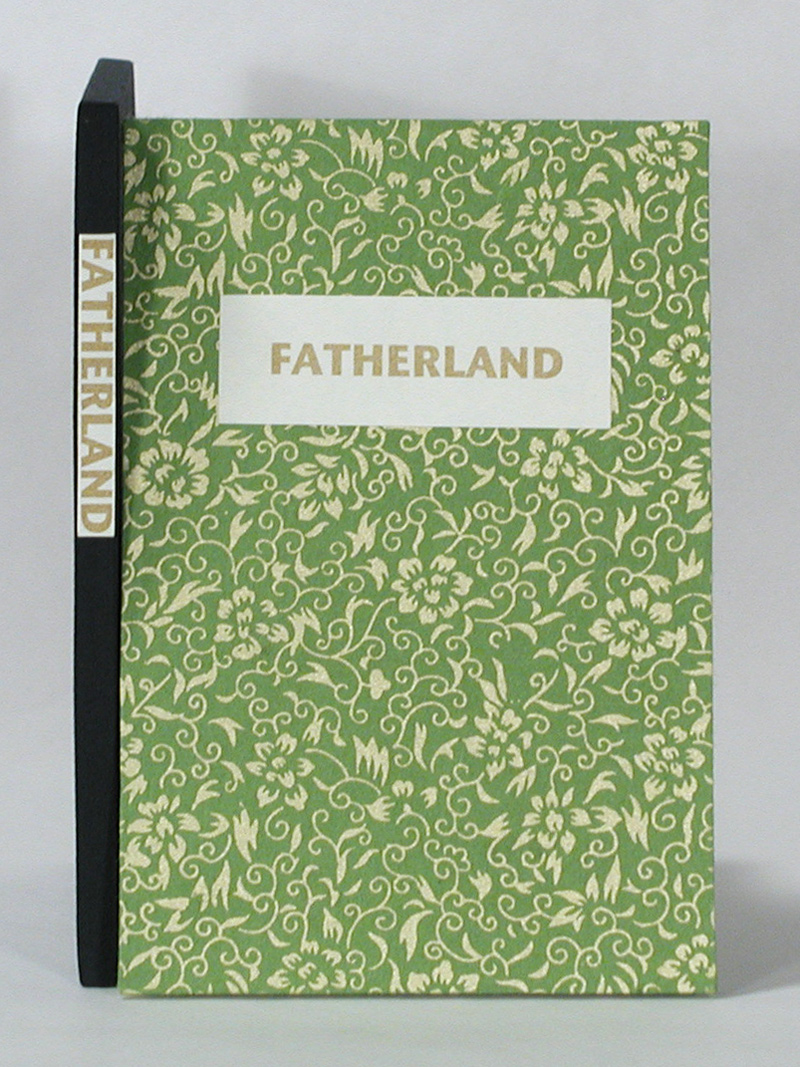 Front cover & slipcase