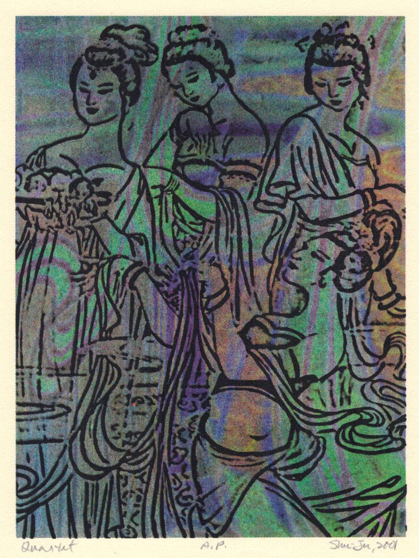 Quartet, Silk Road Portfolio