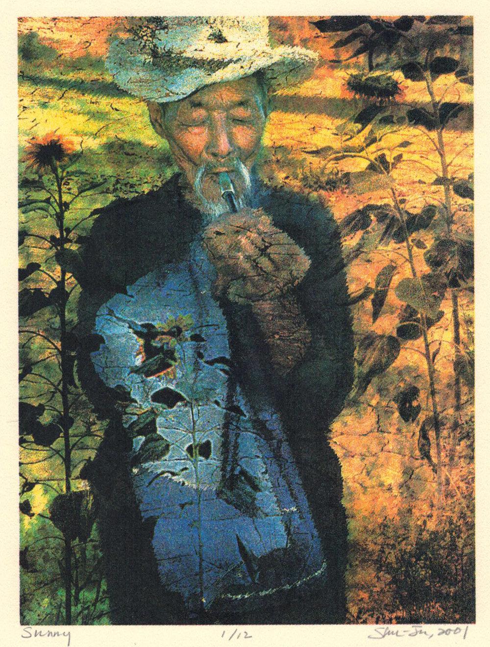 ● Sunny, Silk Road Portfolio