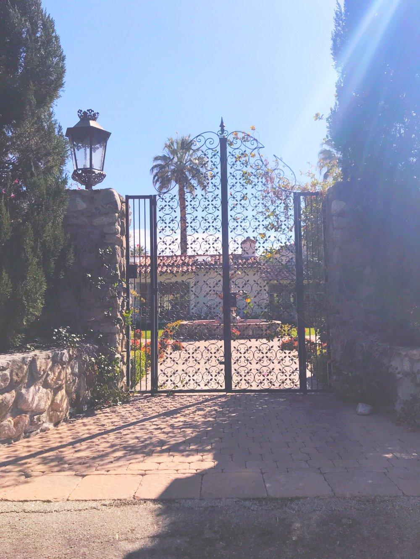 Elizabeth Taylor's house