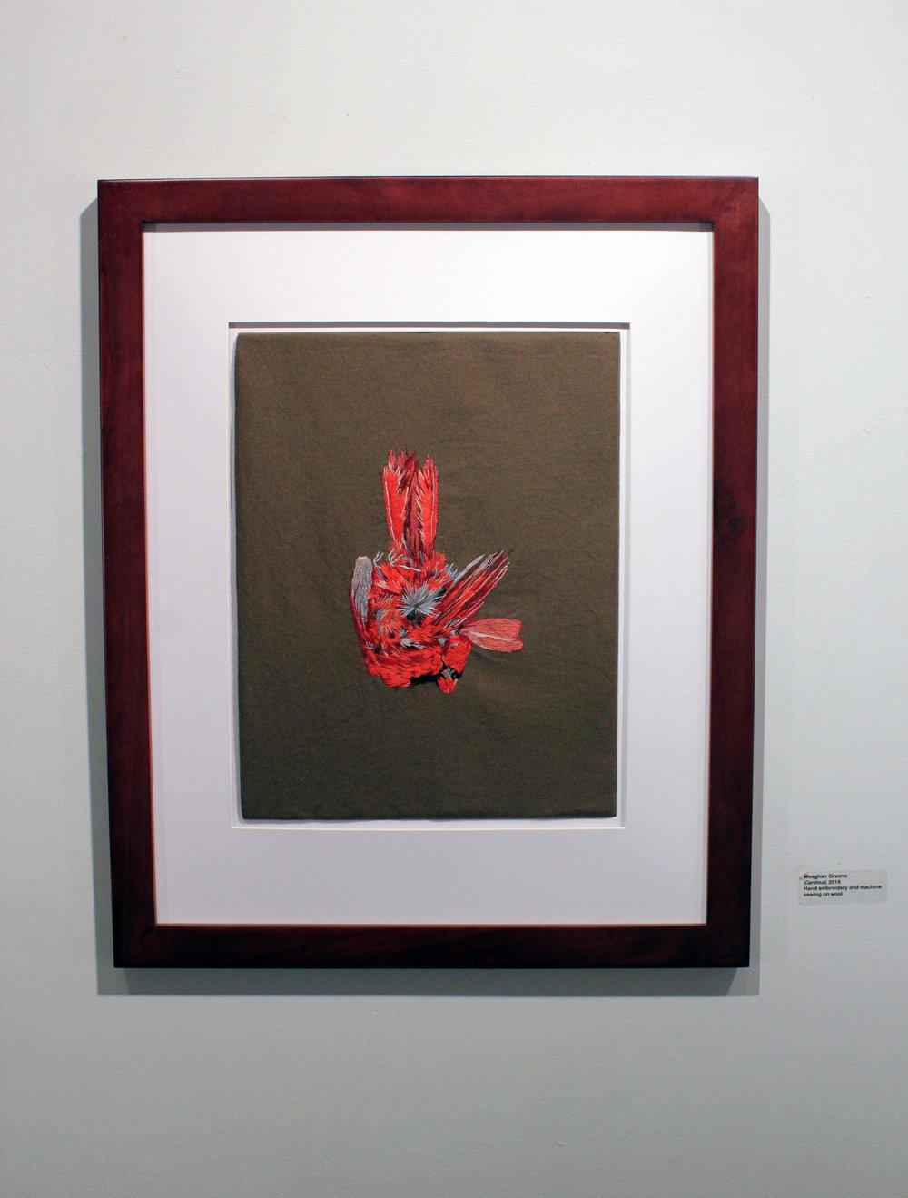 Cardinal, 2018