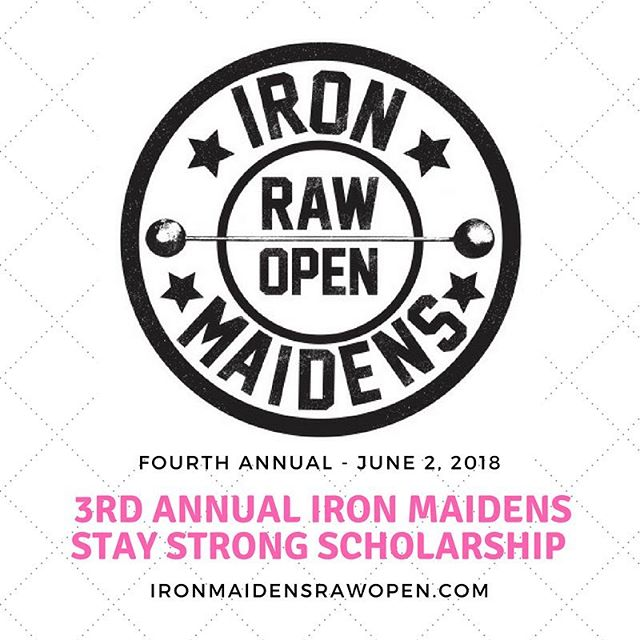 We're TWO WEEKS out from Iron Maidens 2018 and have a long way to go to meet our $40,000 fundraising goal. Please visit our Crowdrise page to donate, and as a reminder to participants, email is often the most effective way to get financial support from friends, family and colleagues. Visit ironmaidens.com/fundraising for a sample letter! 💪🏻❤️ #imstrong2018 #dreamers