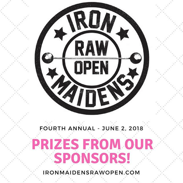 Let's hear it for our awesome sponsors! 👏🏻👏🏻👏🏻Check out this prize lineup for Saturday: ––——————————————— 🥇🥇🥇🥇🥇🥇🥇First place 🥇🥇🥇🥇🥇🥇 • IronStrong Jewelry @ironstrongjewelry • Ashiatsu massage from Kristin Cheng/Gotham Holistic @gothamholistic ––——————————————— 🥈🥈🥈🥈🥈🥈Second Place🥈🥈🥈🥈🥈🥈 • GC to Left Bank @leftbanknyc • Gift box from JoMart Chocolates (formerly Liddabit Sweets) @jomartchocolates ––——————————————— 🥉🥉🥉🥉🥉🥉Third Place🥉🥉🥉🥉🥉🥉🥉 • Threes Brewing Growler @threesbrewing • Practical Programming @startingstrength ——————————————— 🏅🏅🏅🏅🏅🏅Top Wilks🏅🏅🏅🏅🏅🏅🏅 • Bag from RYU @ryu_apparel ——————————————— 🏅🏅🏅🏅🏅Top Fundraiser🏅🏅🏅🏅🏅🏅 • GC to Left Bank @leftbanknyc and wine (from Tom Shpetner @togomonroe ) ——————————————— 🏅🏅🏅Second Place Fundraiser 🏅🏅🏅🏅🏅 • Bag from RYU @ryu_apparel and wine (from Tom Shpetner @togomonroe ) ——————————————— 🎖🎖🎖🎖🎖🎖Event sponsors🎖🎖🎖🎖🎖 • Cafe Grumpy @cafegrumpy • Jolyn @jolynclothing • Thirteen Fit Apparel @thirteenfitapparel • Ample Hills @amplehills