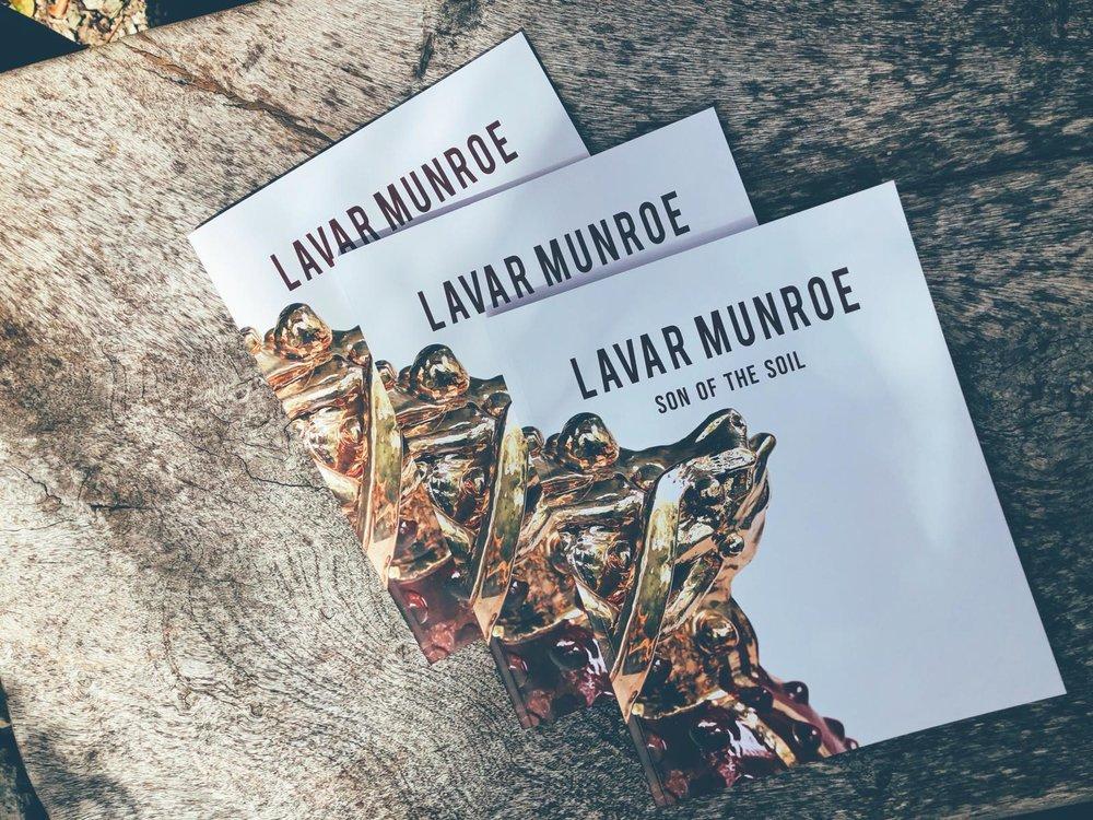 Lavar Munroe Catalogue