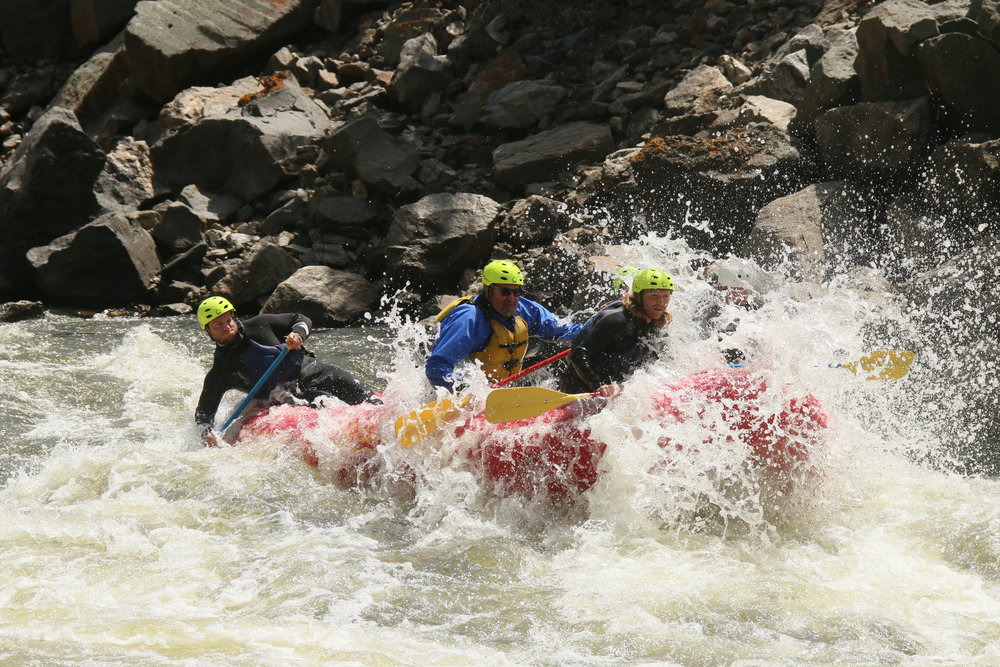 White Water Rafting near Yellowstone! We offer The BEST whitewater rafting & Yellowstone activities for your family! Located in Gardiner, Montana,