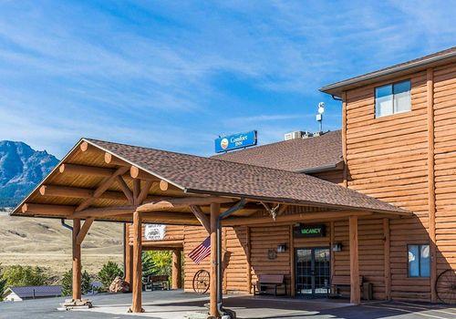 Comfort Inn Yellowstone North -