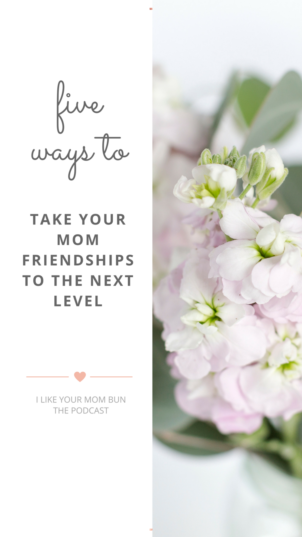 How to make mom friends | Friendship