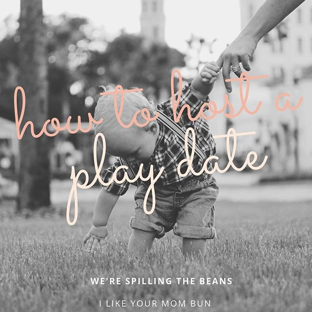 So you've decided to host your first playdate... Now what?  In this episode we share tons of tips and tricks for a successful playdate experience. From a 15 minute pre-clean to handling a guest that has overstayed their welcome, we've got all your questions and concerns covered!  We are nearing the end of season one of our podcast, so make sure you've subscribed so you are in the know for when we release season 2!  #ilikeyourmombun #motherhoodpodcast #momfriends