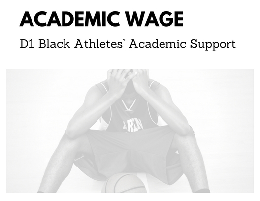 Should we pay DI athletes?  - This project uses self-report survey, interview, and focus data to map academic interactions, perceptions, and progress to appraise the value of athletic scholarships as primary compensation for football and men's basketball players at DI colleges and universities.