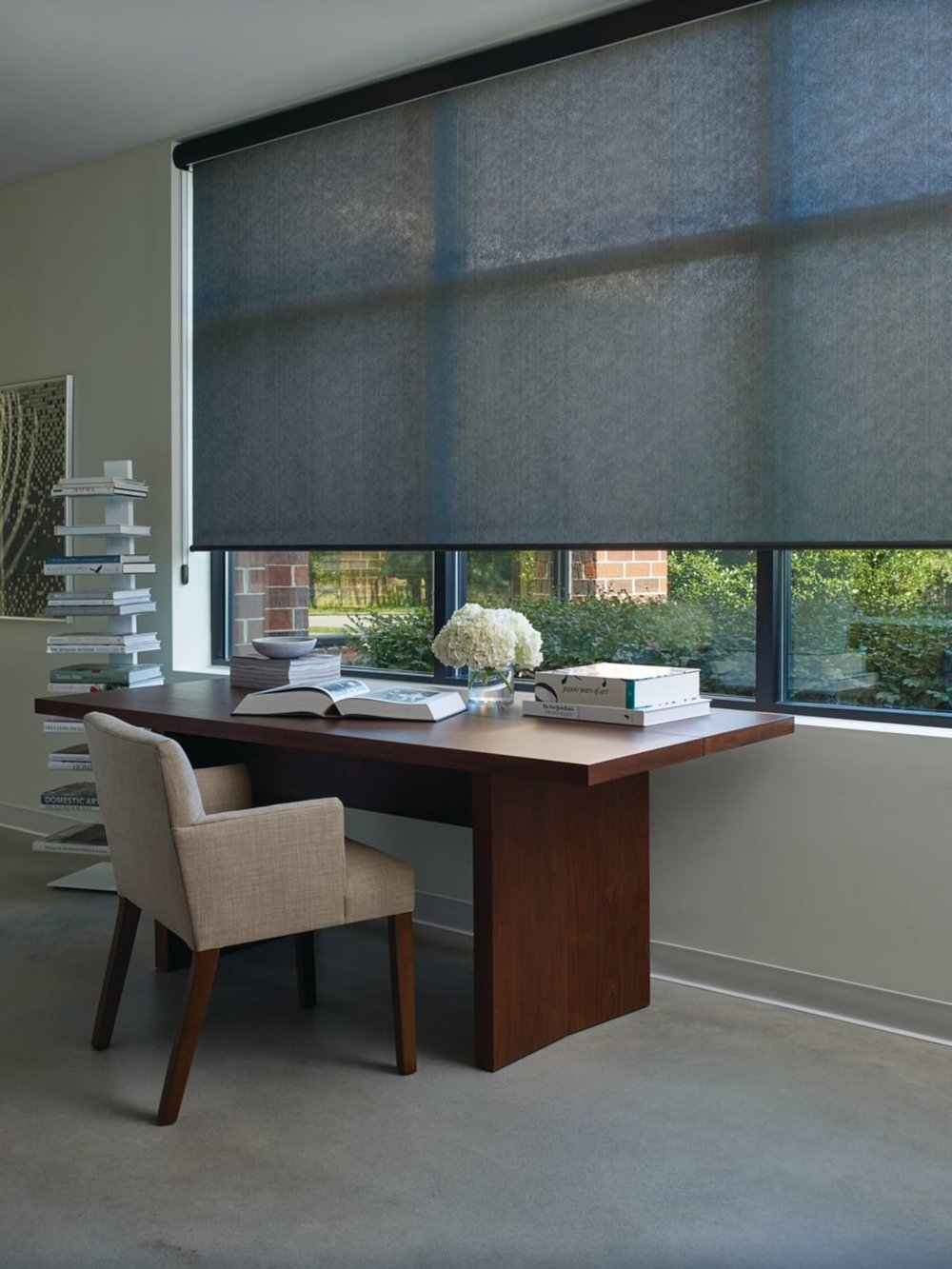 Textured Roman Shades Prescott Valley