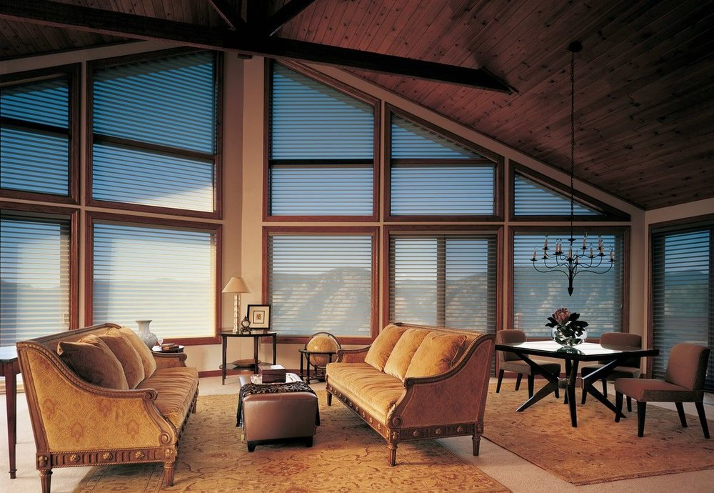 Window Blinds for Tall Windows