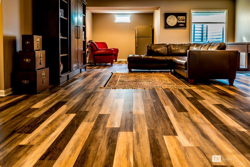 Luxury Vinyl Flooring - Our selection of luxury vinyl tiles & flooring offers the perfect combination of beauty, maintenance and durability. With hundreds of unique colors and patterns, you are sure to find the perfect look to coordinate with your decor.