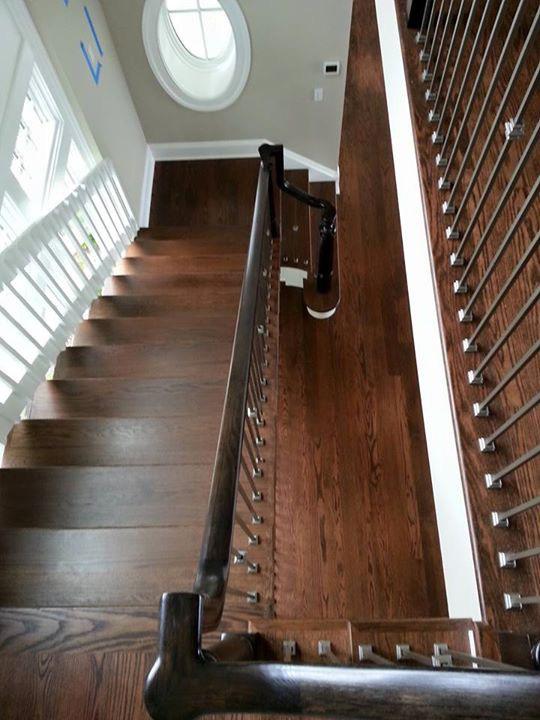 Red Oak Hardwood Sanding Refinishing Beers Flooring