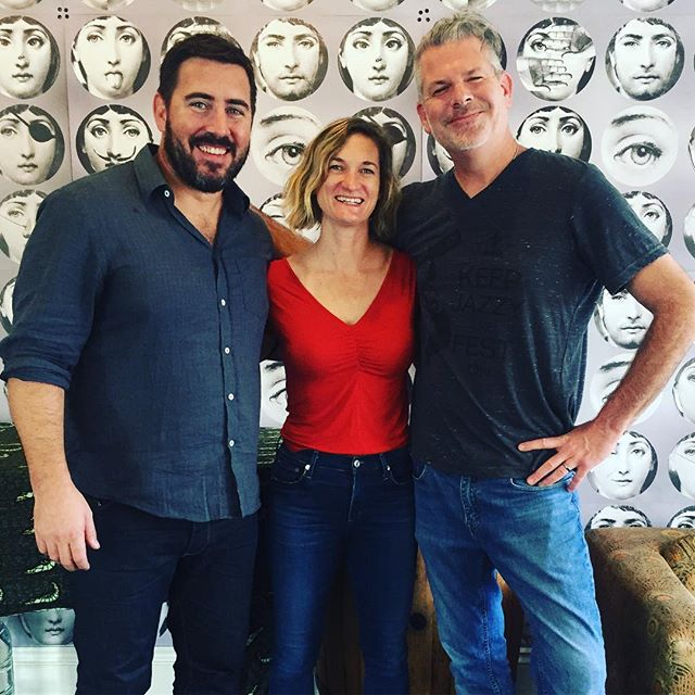 Great week working with Audra and Matt of Newfound Wines!  Beautiful wines from beautiful people!  If you haven't had California 100% Semillon or Counoise, I recommend you change that immediately! #newfoundwines #counoise #semillonsmile