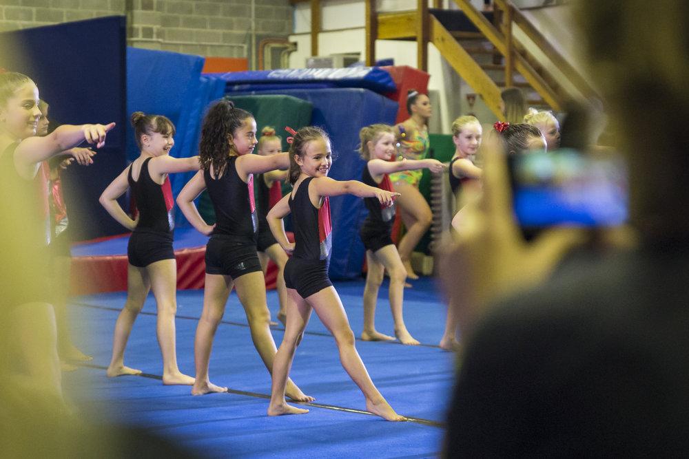 Gymnastics Maribyrnong