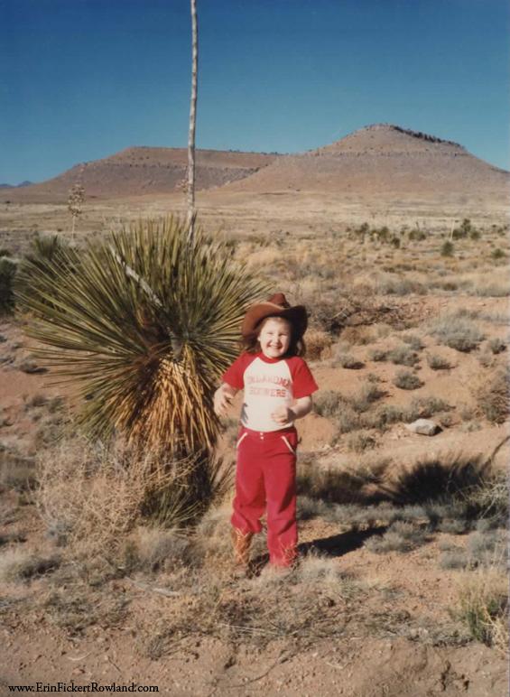 Cowgirl Erin
