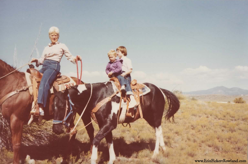 Joey and Erin on Horses.jpg