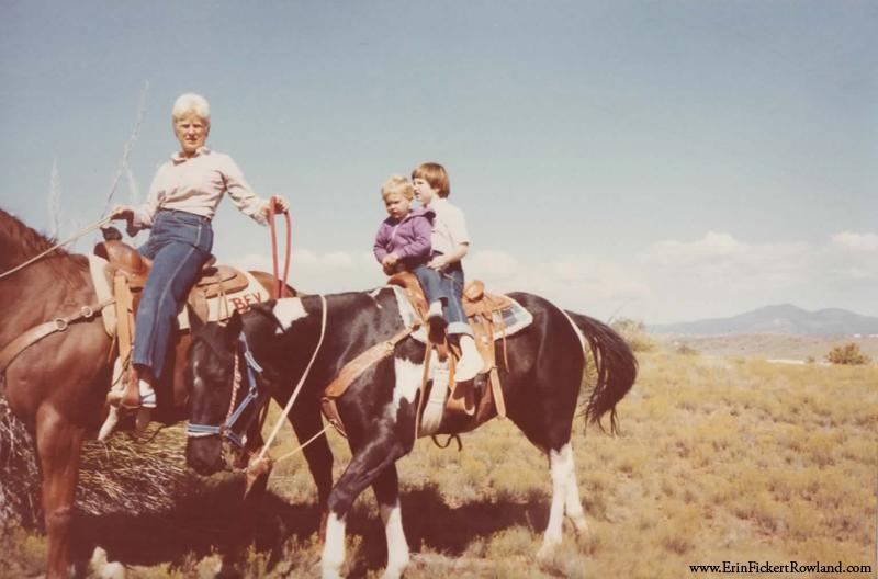 Joey and Erin on Horses.jpg