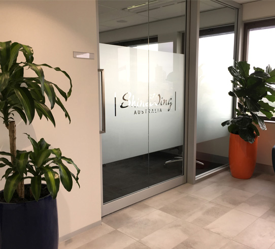 ShineWing - This fitout involved the creation of all new front-of-house spaces including reception, two boardrooms and a new subtenancy. The upgrade to existing spaces included new carpet and additional workstations.