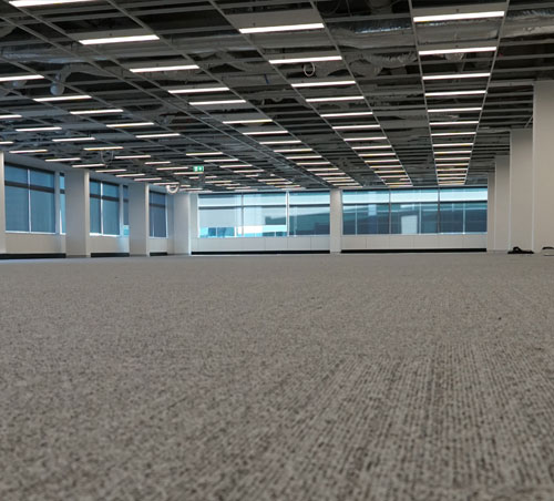 10 Smith Street - In the heart of Sydney's booming west this 1200m2 office space make good for ISPT prepared this space for viewing by prospective tenants ready to refurbish in their own vision. The project included upgrade of base building services to ISPT standards, refurbishment of blinds and window seals, brand new ceiling grid, troffer lights, carpet and refurbishment of the lift lobby.
