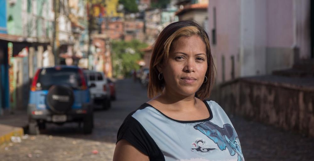 "Katiuska Camargo  "" Entendi que era la dueña del barrio"""