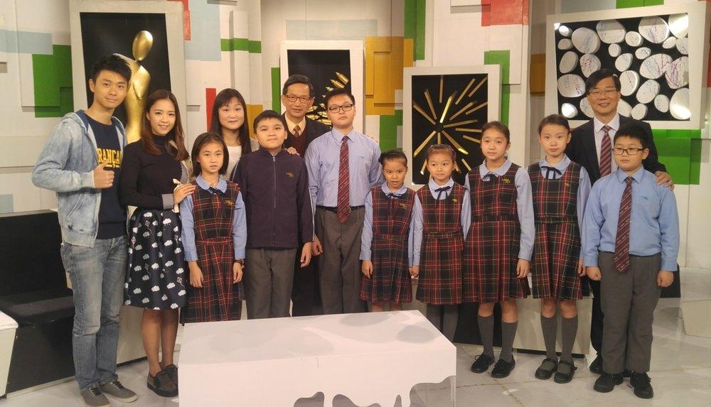 陽光合唱團 古箏隊獲TVB邀請在文化新領域表演 -