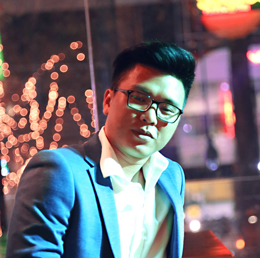 Leo DINH - CEO/Founder Red Cat