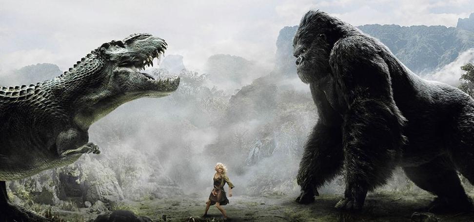 VFX: King Kong Concept
