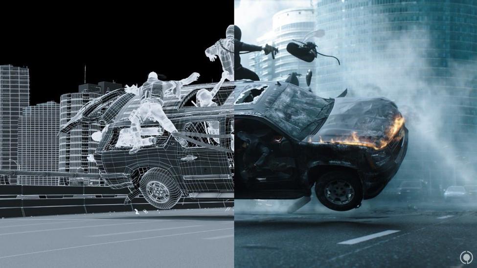 VFX: Deadpool Breakdown