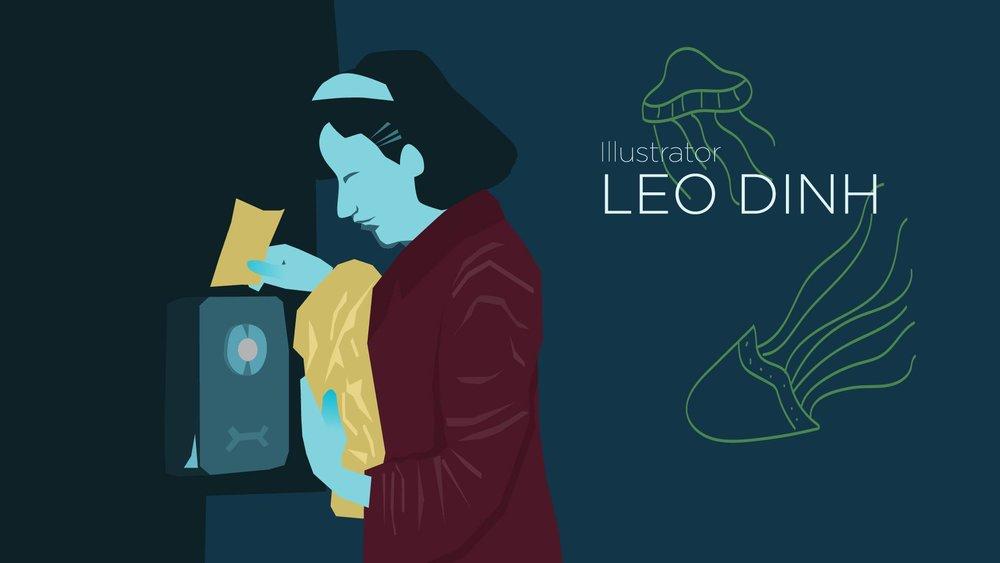 Nếu bạn làm theo hướng dẫn của anh Leo trong tutorial lần này bạn hoàn toàn có thể thực hiên một tác phẩm giống như bức hình này.