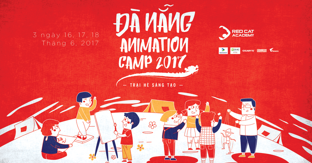 Đà Nẵng Animation Camp 2017
