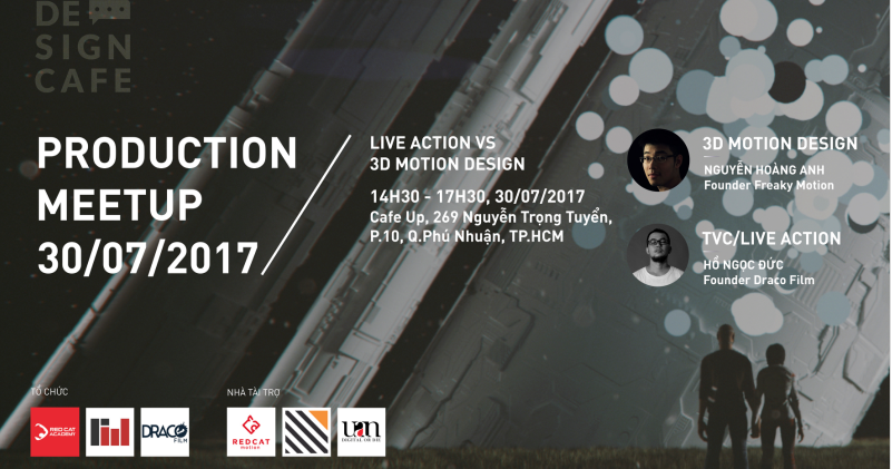 Design Cafe 7: Production Meetup