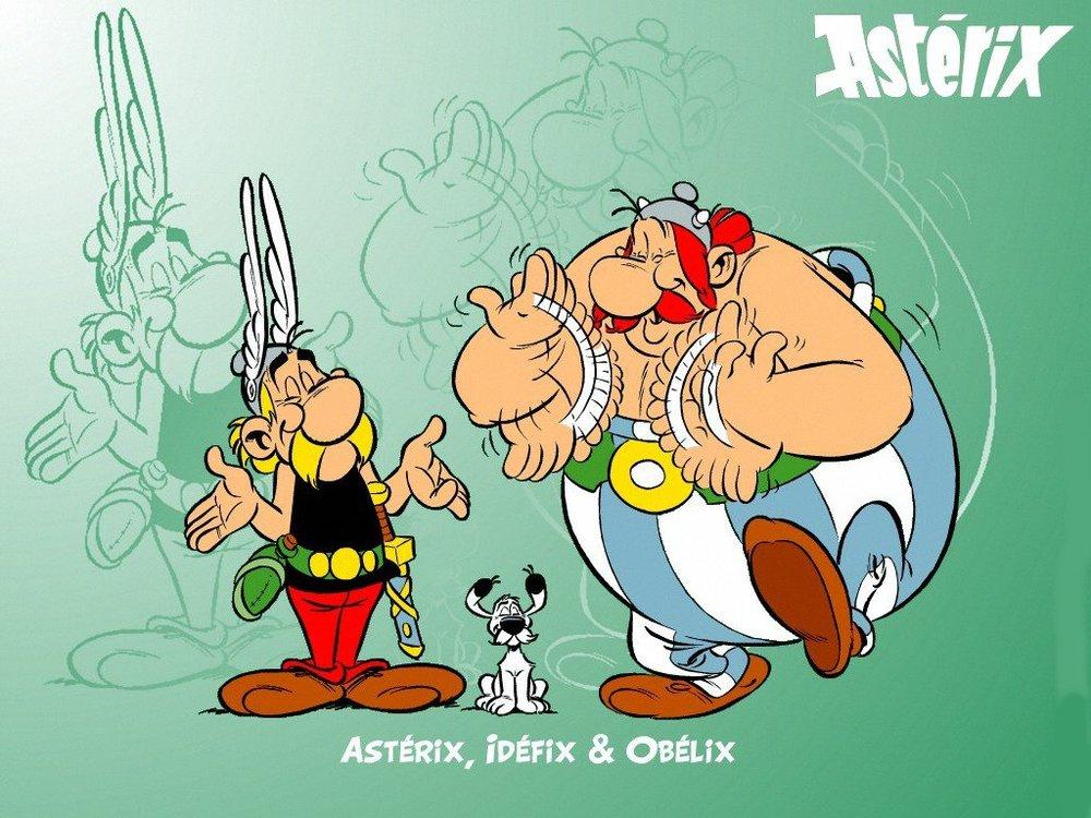 Bộ phim Asterix và Obelix