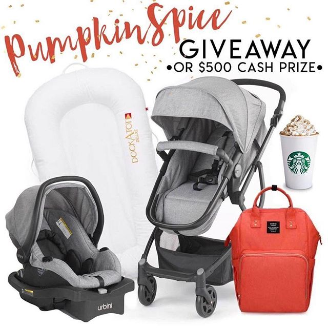 Pumpkin Spice and everything nice! You could win EVERYTHING PICTURED or $500 CASH! It takes less than 30 seconds to enter to WIN! 1️⃣ L I K E  this post! 2️⃣ G O  T O  @win_with_lcb to finish entering!  3️⃣ E X T R A  E N T R Y: Tag a friend and let us know what you'd choose! • Live until: 10/25 @ 9PM MST. Rules are posted on official giveaway post. Host Page: @lcb_giveaways