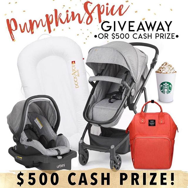 Pumpkin Spice and everything nice! You could win EVERYTHING PICTURED or $500 CASH! It takes less than 30 seconds to enter to WIN! 1️⃣ L I K E  this post! 2️⃣ G O  T O  @win_with_lcb to finish entering!  3️⃣ E X T R A  E N T R Y: Tag a friend and let us know what you'd choose! • 🦊Already entered!?! GOOD LUCK! Live until: 10/25 @ 9PM MST. Rules are posted on official giveaway post. Host Page: @lcb_giveaways