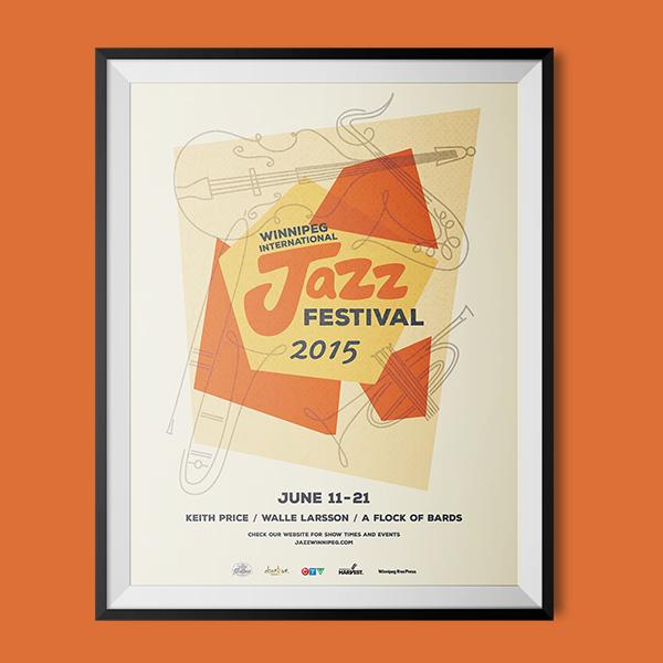 Winnipeg Jazz Festival 2015