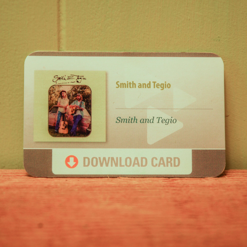 Smith & Tegio Digital Download