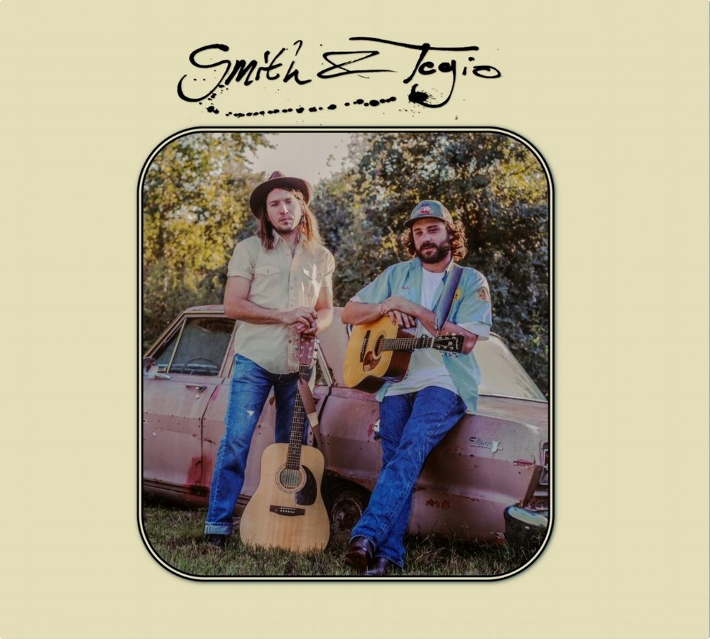 Smith & Tegio Self-Titled Album