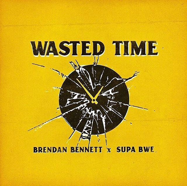 """Emerging phenomenon Brendan Bennett pours it all out on new single """"Wasted Time"""" featuring @supabwe. Article link in bio ! Links to streaming services on website ⚡️ #StreetNoise Written by @cavaliermgmt Special thanks to @dannylegittino"""