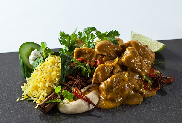 Peter Ansell's Sixty@60 chicken korma