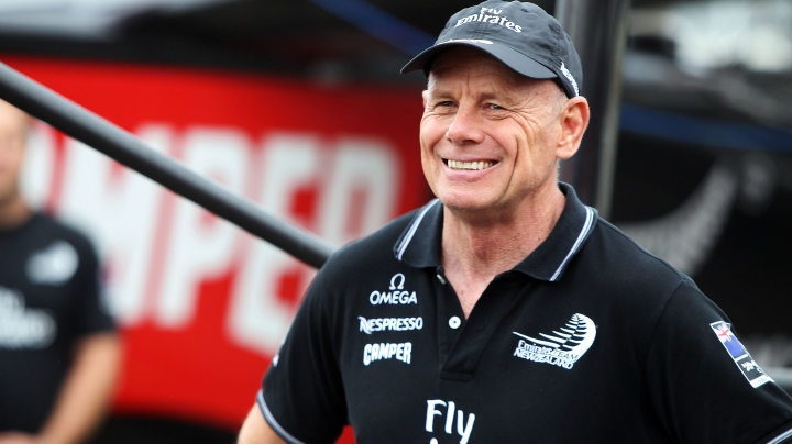 Grant Dalton - CEO Emirates Team New Zealand - Winner America's Cup 2017 - Crew aboard Lion NZ & Skipper of Endeavor Whitbread Round the World Race 89/90