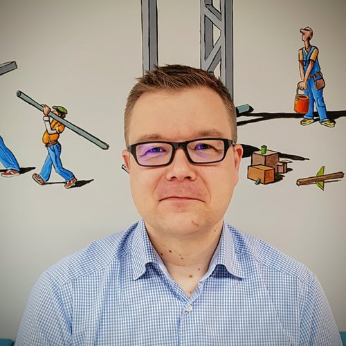 Kimmo Hakkarainen   Lead Consultant & Helsinki Area Manager, Member of the Board  Myynti  +358 45 6392785