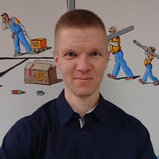 Petri Nukarinen   Business Enabler / Pirkanmaan Aluejohtaja  Myynti  +358 400 850013