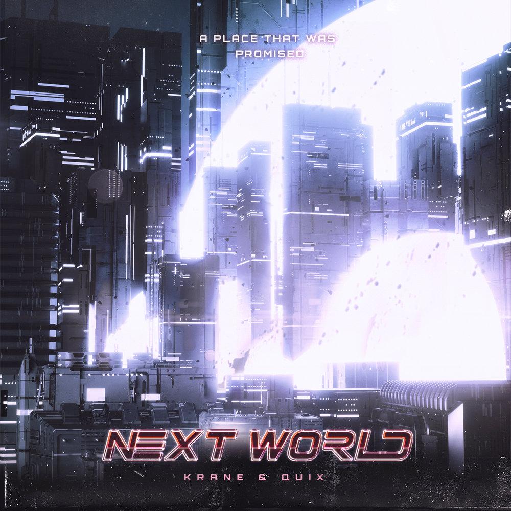 NEXT WORLD (SINGLE COVER) -