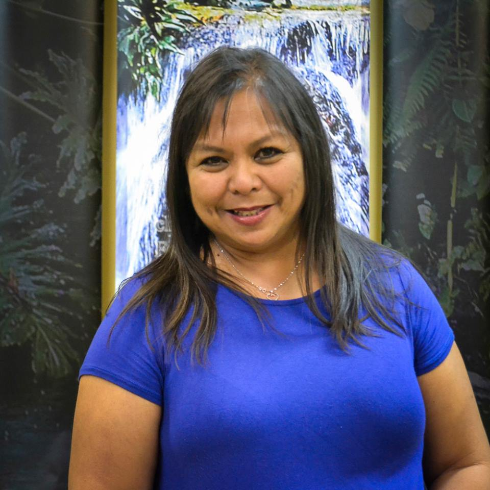Pastor Esther Caneso-Cabasan - Assistant Pastor